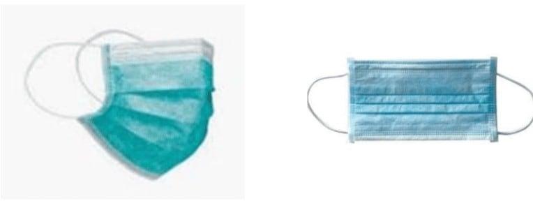 Telemedical mascarilla quirúrgica