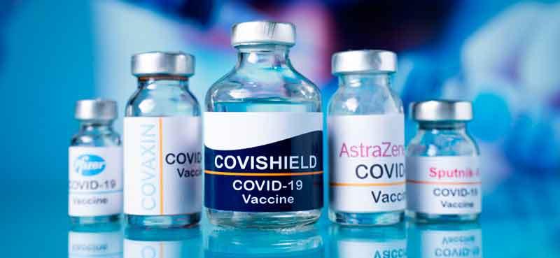 Telemedical diferentes tipos de vacunas