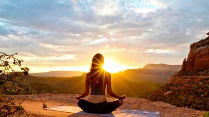 Telemedical meditación